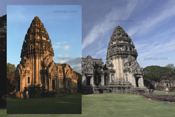 อุทยานประวัติศาสตร์พิมาย22 - อุทยานประวัติศาสตร์พิมาย จังหวัดโคราชหรือนครราชสีมา