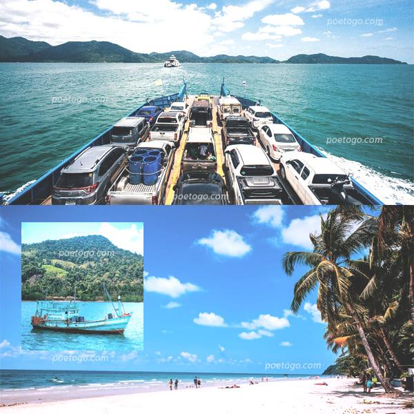 เกาะช้าง5 - เกาะช้าง สถานที่ท่องเที่ยวที่สำคัญของจังหวัดตราด