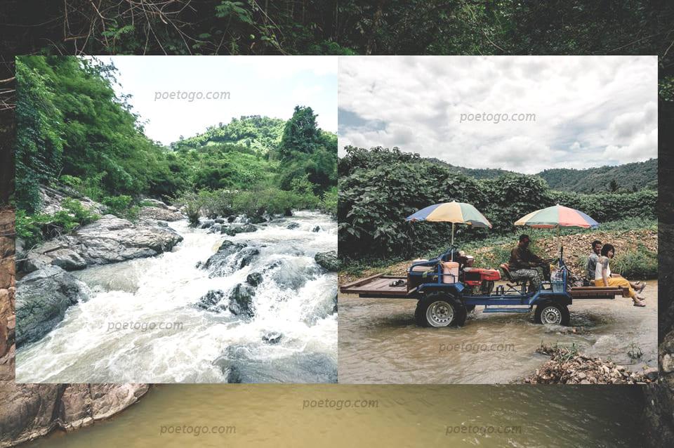 น้ำตกห้วยช้างพลาย1 - น้ำตกห้วยช้างพลาย สถานที่ท่องเที่ยวที่พบกับความร่มเงาและเย็นสบายของน้ำตก
